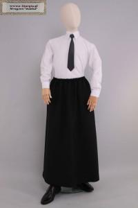 La jupe SM/noir