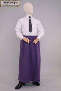 La jupe SM/violet