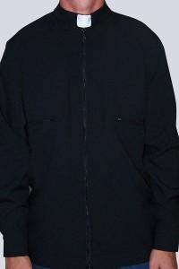 Un sweatshirt noir B -...