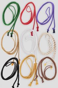 Cordons simples colorés