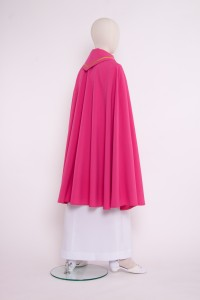 La pèlerine Pd/roz