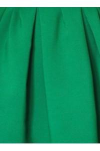 Le tissu: Vert bouteille