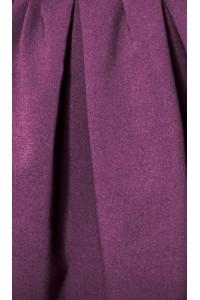 Le tissu: Violet