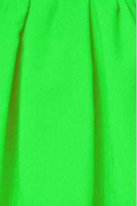 Le tissu: Citron vert
