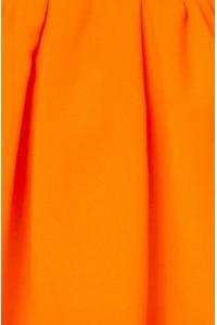 Le tissu: Orange