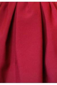Le tissu: Cerise