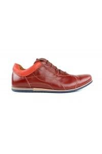Chaussures de ville bordeaux