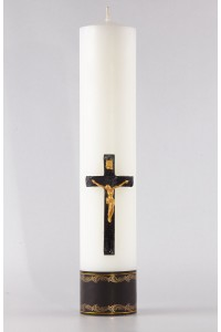 Cierge d'autel funèbre [Pg1]