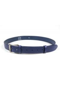 Bracelet en cuir bleu foncé...