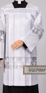 Les surplis pour visites à domicile - Les surplis pour prêtres - vetementsliturgiques.fr