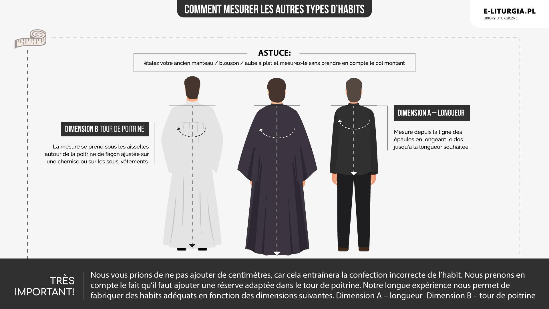 Alby dla księży | Ubiory dla księży prałatów
